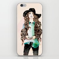 Boho Chic  iPhone & iPod Skin