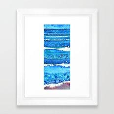 Night Tide Framed Art Print