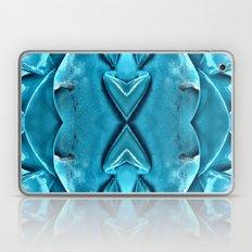 Blue Dimension Laptop & iPad Skin
