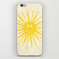 Heat Wave iPhone & iPod Skin