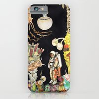 iPhone & iPod Case featuring SPACE by Ben Giles