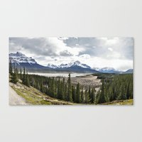 Meet Me There Canvas Print