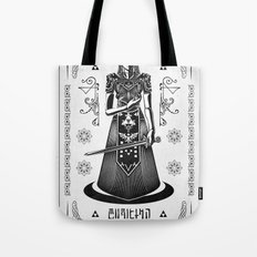 Legend of Zelda Princess Zelda Line Work  Tote Bag
