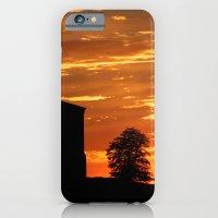 Castle Sunset  - JUSTART © iPhone 6 Slim Case