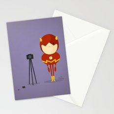 My camera hero! Stationery Cards