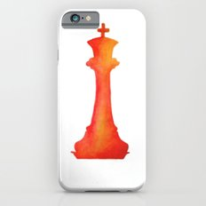 Chess King Watercolor iPhone 6 Slim Case