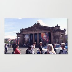 National Gallery (Edinburgh) Canvas Print