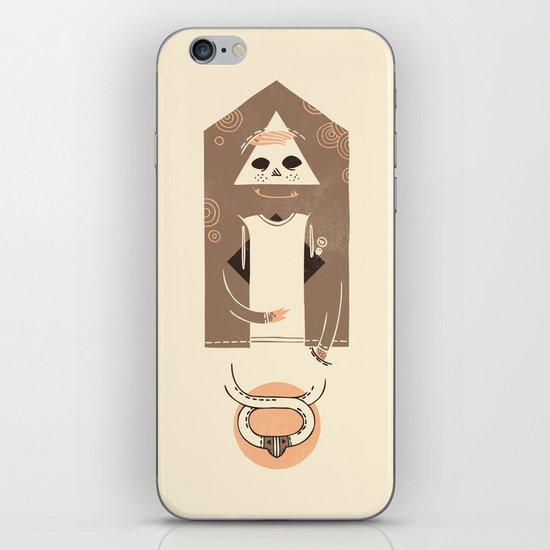 Bjorn iPhone & iPod Skin