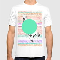 Horse, Horse. Mens Fitted Tee White SMALL