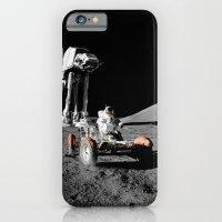 Battle of moon iPhone 6 Slim Case