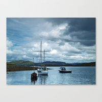 Safe Haven Canvas Print