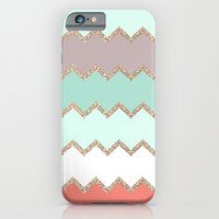 iPhone & iPod Case featuring AVALON CORAL by Monika Strigel