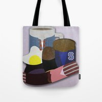 Breakfast Club Tote Bag