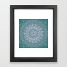 Blue Sunshine Framed Art Print