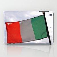 Irish Tricolor iPad Case