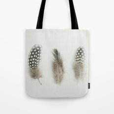 pheasant feathers Tote Bag