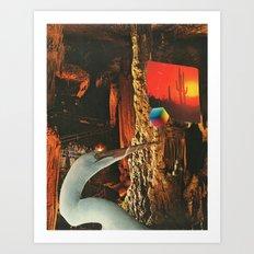Great Birds No. 1 Art Print