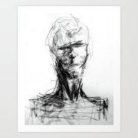 George Art Print