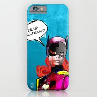 iPhone & iPod Case featuring Batgirl by Ed Pires