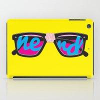 Nerd iPad Case