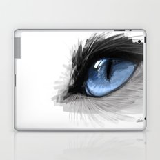 Blue.....Digital Painting Laptop & iPad Skin