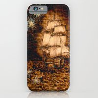 iPhone & iPod Case featuring Peter Pan by Red Lady Locks
