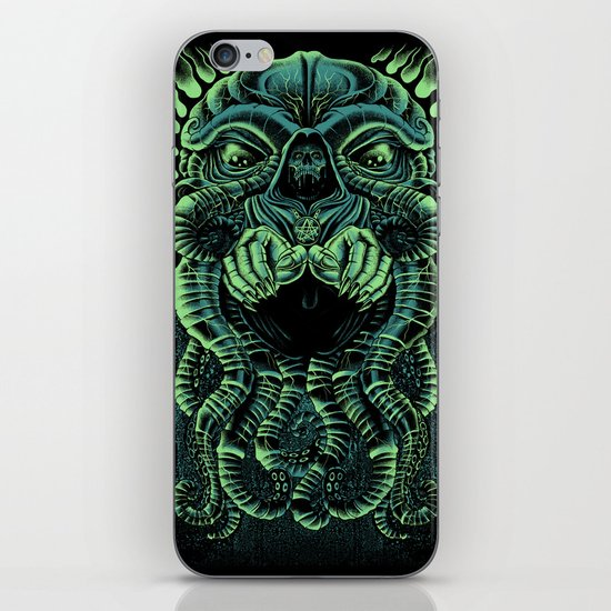 The Cultist iPhone & iPod Skin