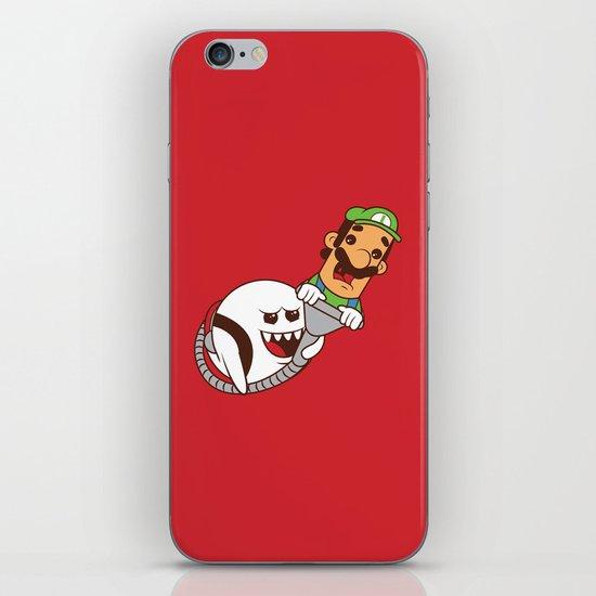 Boo's revenge iPhone & iPod Skin
