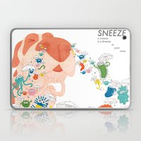 Sneeze Laptop & iPad Skin