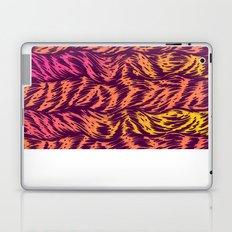 Fur Stripes Laptop & iPad Skin