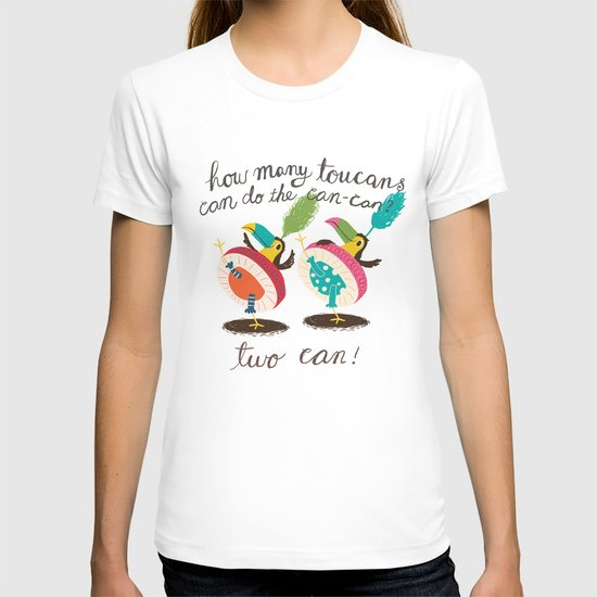 toucan-can T-shirt