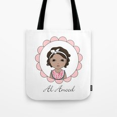 Al Anood Tote Bag