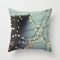 Let's Get Lost No. 2 Throw Pillow