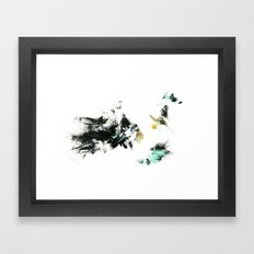 Gallop Framed Art Print