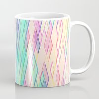 Re-Created Vertices No. 0 by Robert S. Lee Mug