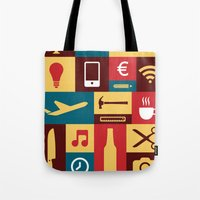 Tools for life Tote Bag