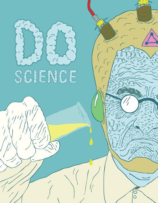 Do Science  Art Print
