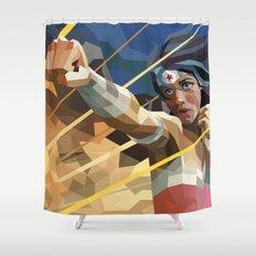 WonderWoman Shower Curtain