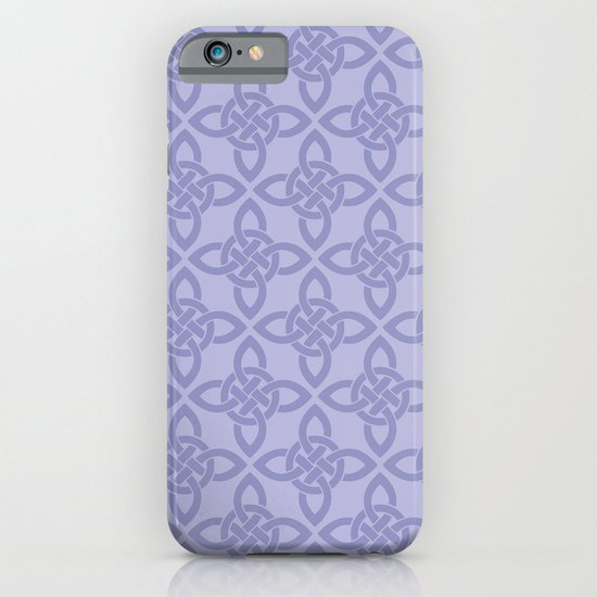 Northern Knot Pattern iPhone & iPod Case