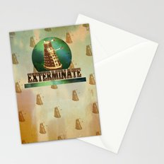 Doctor Who: Dalek Print Stationery Cards