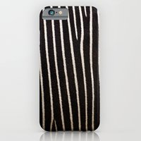 Zebra Stripes iPhone 6 Slim Case