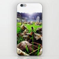 Final Rest iPhone & iPod Skin