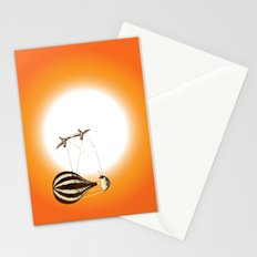 Harnessed Flight 1 Stationery Cards