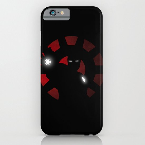 SuperHeroes Shadows : Iron Man iPhone & iPod Case