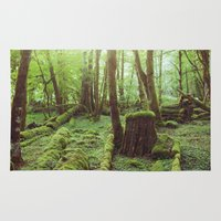 Mossy Forest Rug