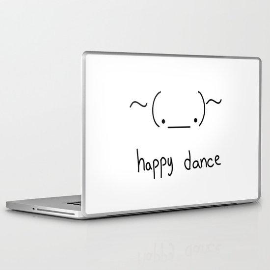 Happy Dance Laptop & iPad Skin