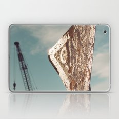 i give way to cranes, do you?.. Laptop & iPad Skin