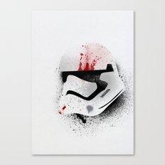 The Traitor Canvas Print