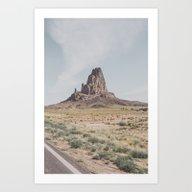 Utah VI Art Print
