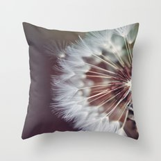 Dreamers and Wishers Throw Pillow